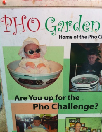 Pho Challenge Eat A Baby Boing Boing