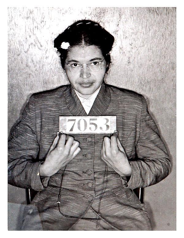 In Memoriam: Rosa Parks, civil rights icon, at age 92 ...