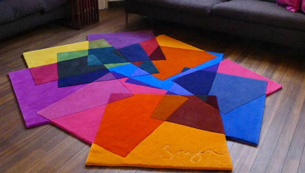 Quot Transparent Rugs Quot Rug Boing Boing
