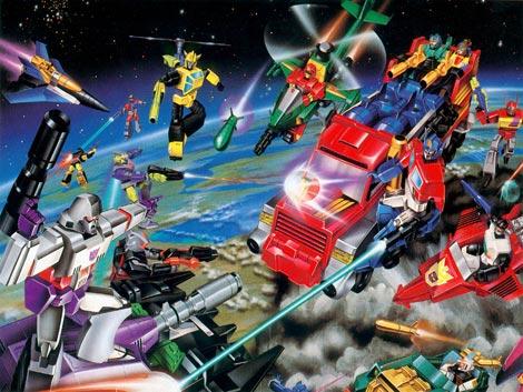 transformer battle