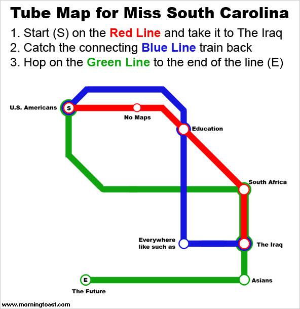 Miss Teen South Carolina Maps 66