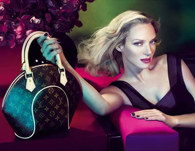 louis vuitton wallpapers. Louis Vuitton ad in Wallpaper,