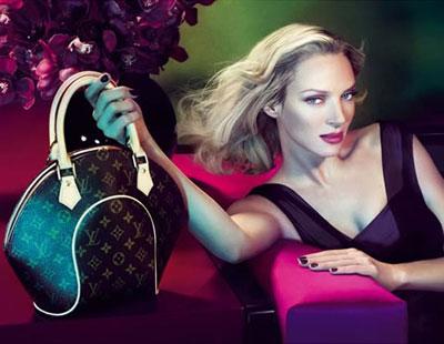 louis vuitton wallpapers. Louis Vuitton ad in Wallpaper,
