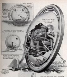 Wheeltank