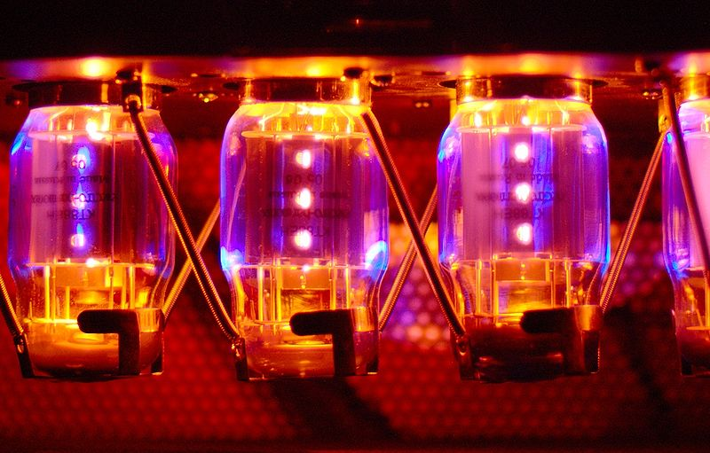 Guitar Amplifier Power Tubes