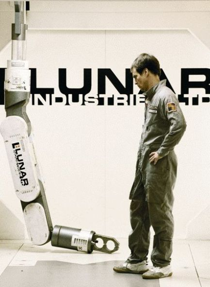 Lunar Industries and Sam in Moon
