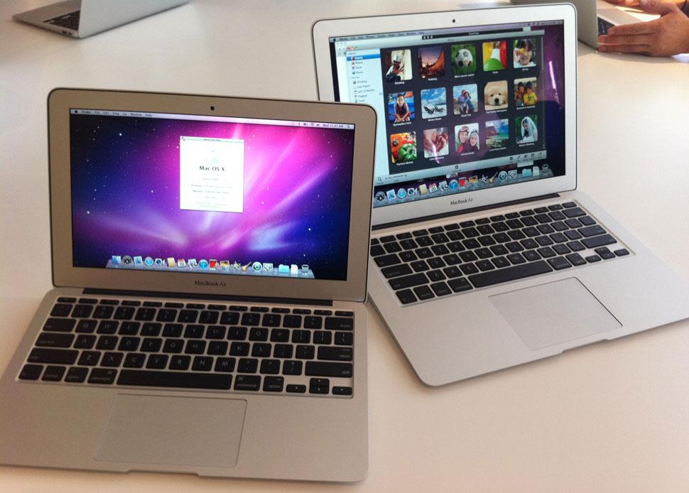 Macbook Air sở hữu pin khủng