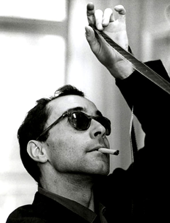 Jean-Luc Godard (Photo credit: boingboing.net)