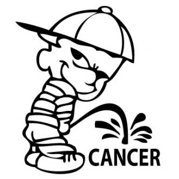 cancro ai testicoli pene in una calza