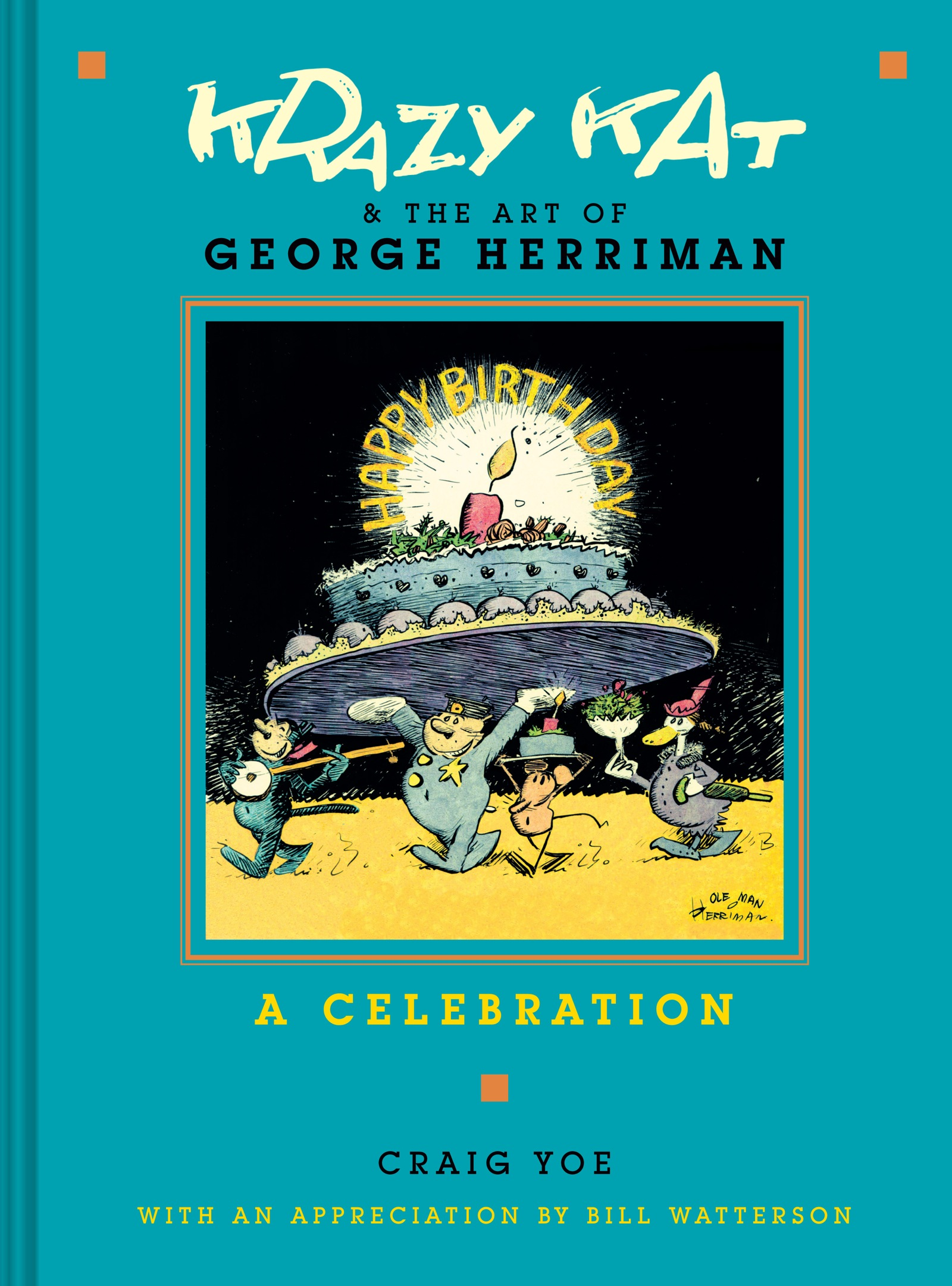 A Good Argument For Why Krazy Kat S George Herriman Is The