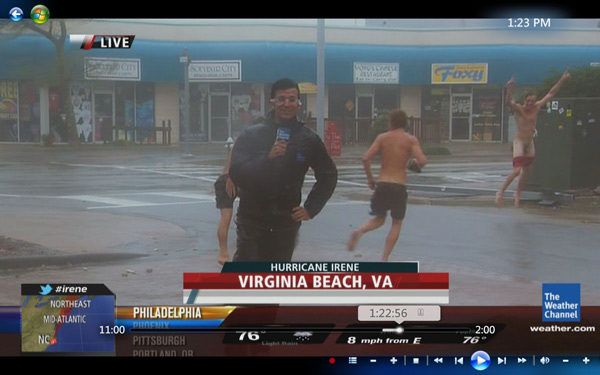 Tornado Virginia Beach