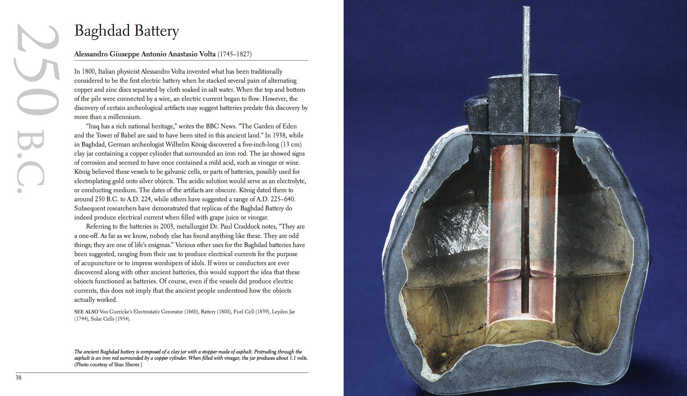 The Baghdad Battery And Ancient Aliens