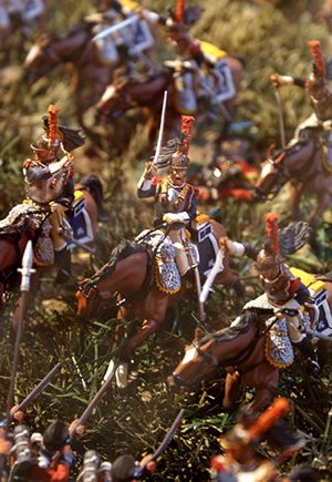 Images Toy-Soldiers-Napoleonic-Cavalry-Charge-520