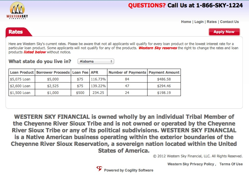 Western Sky Loans >> $5,075 loan from Western Sky Financial will cost you ...