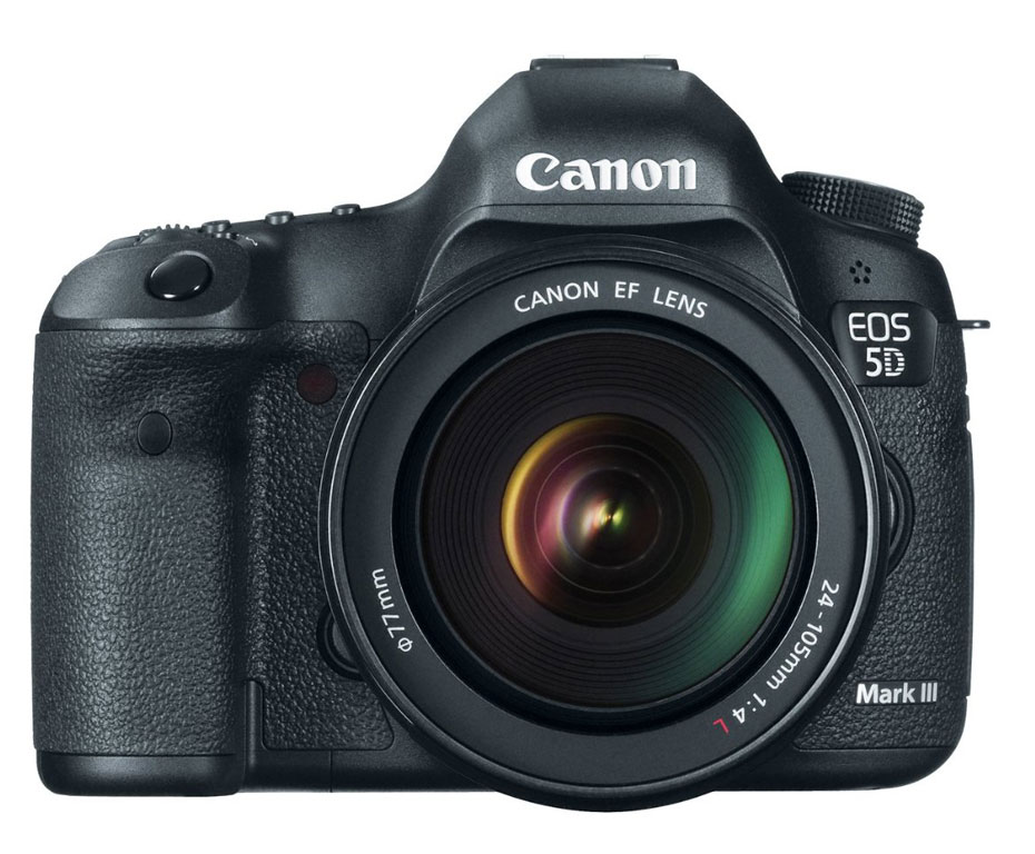Canon 5d mark 3 dual card slots