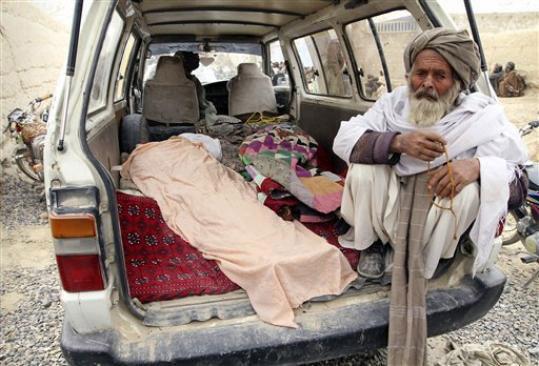 Afghan Slain
