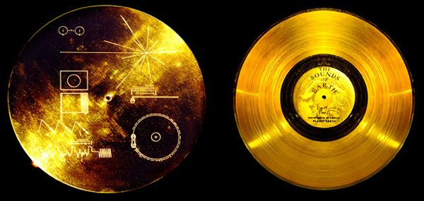 voyager spacecraft recording - photo #11