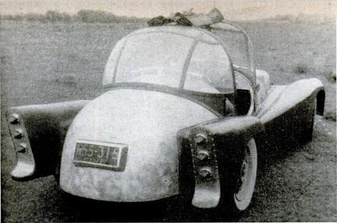 homemade cars from poland circa 1960 boing boing. Black Bedroom Furniture Sets. Home Design Ideas