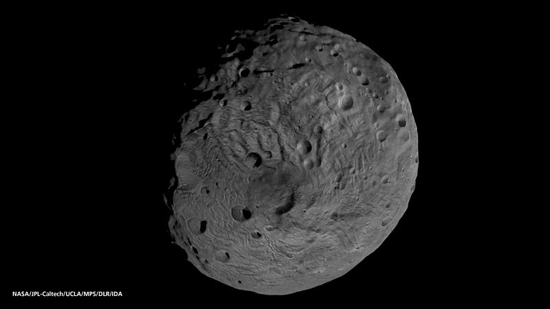 Vesta, the planet that might have been - Boing Boing