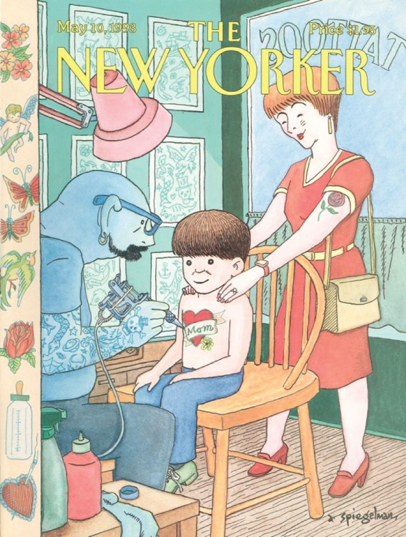Rejected And Controversial New Yorker Cover Art Exclusive