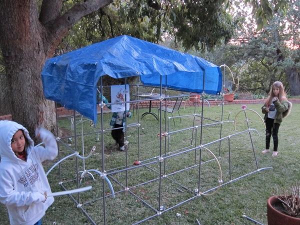 fort magic a fun backyard building kit for kids boing boing