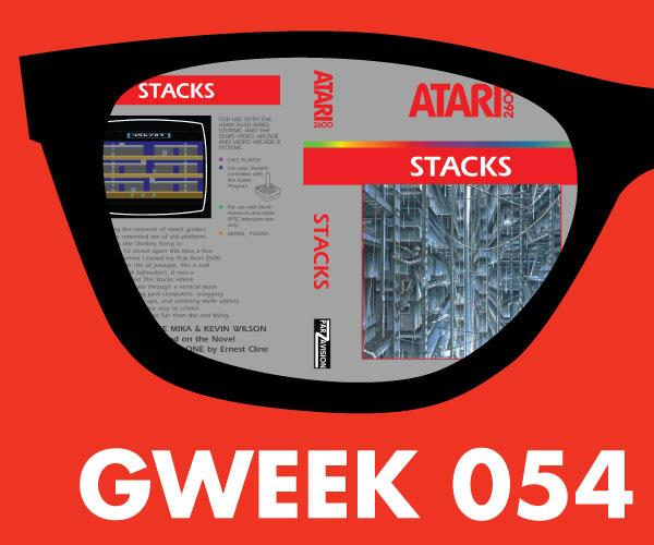 Gweek 054: Win a DeLorean!