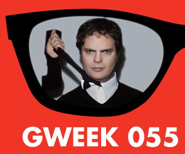 Gweek 055: Rainn Wilson's Soul Pancake