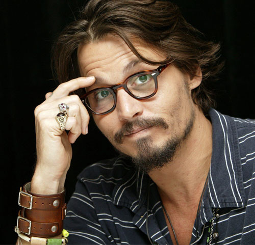 Johnny Depp is doing a movie with Wes Anderson because the world loves