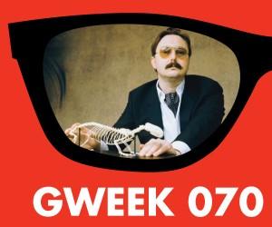 Gweek 070: John Hodgman returns