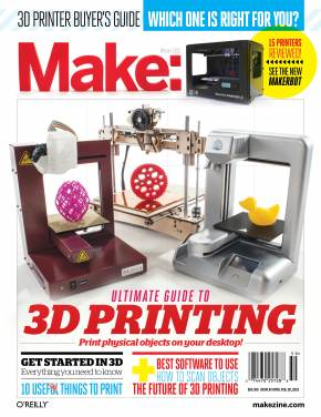 NewImage97 Scientific American: Live Chat Weds. 12:30 P.M. EST on What Good Is a Home 3D Printer?