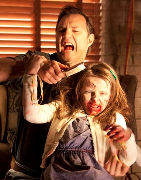 The Governor (David Morrissey) and Penny