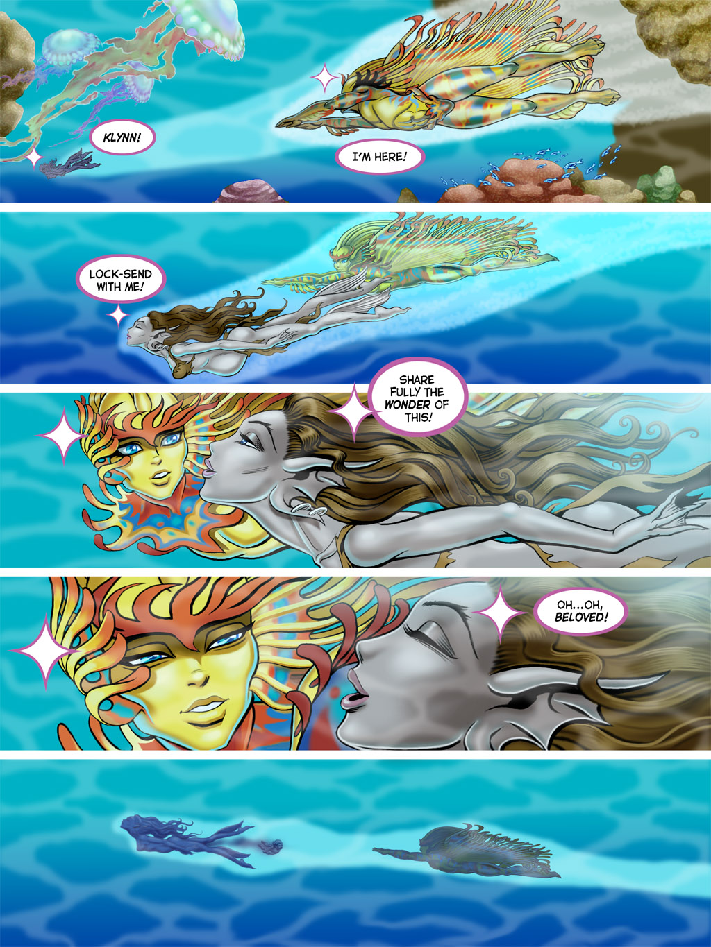 The latest page of The Final Quest: Prologue is published online first ...
