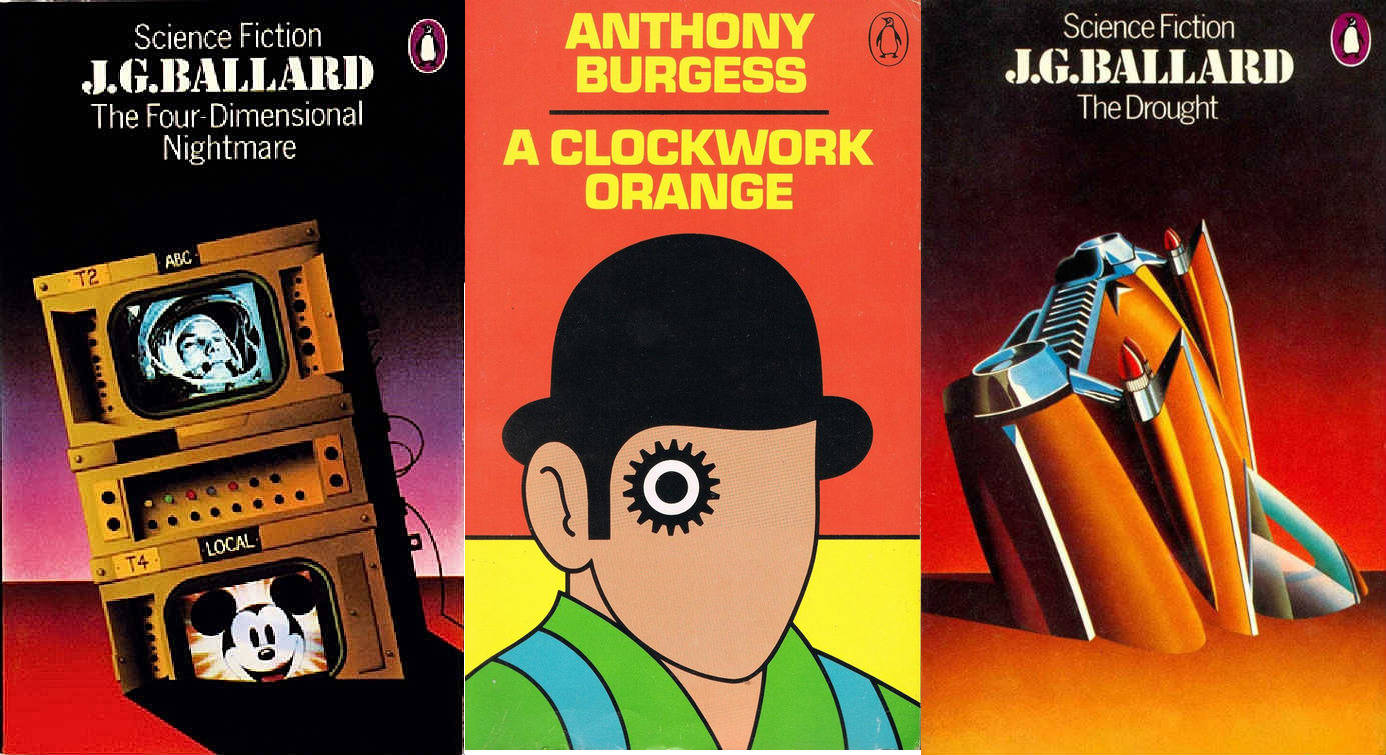 Penguin Book Cover T Shirts ~ Classic penguin paperback covers of the s by david