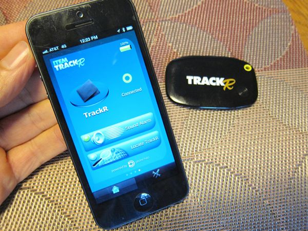 IMG 4023 TrackR: Crowdfunded Bluetooth Wafer Helps You Find Misplaced Wallet, etc.