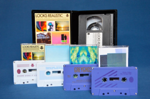 Constellation Tatsu micro-label's cassette and VHS releases