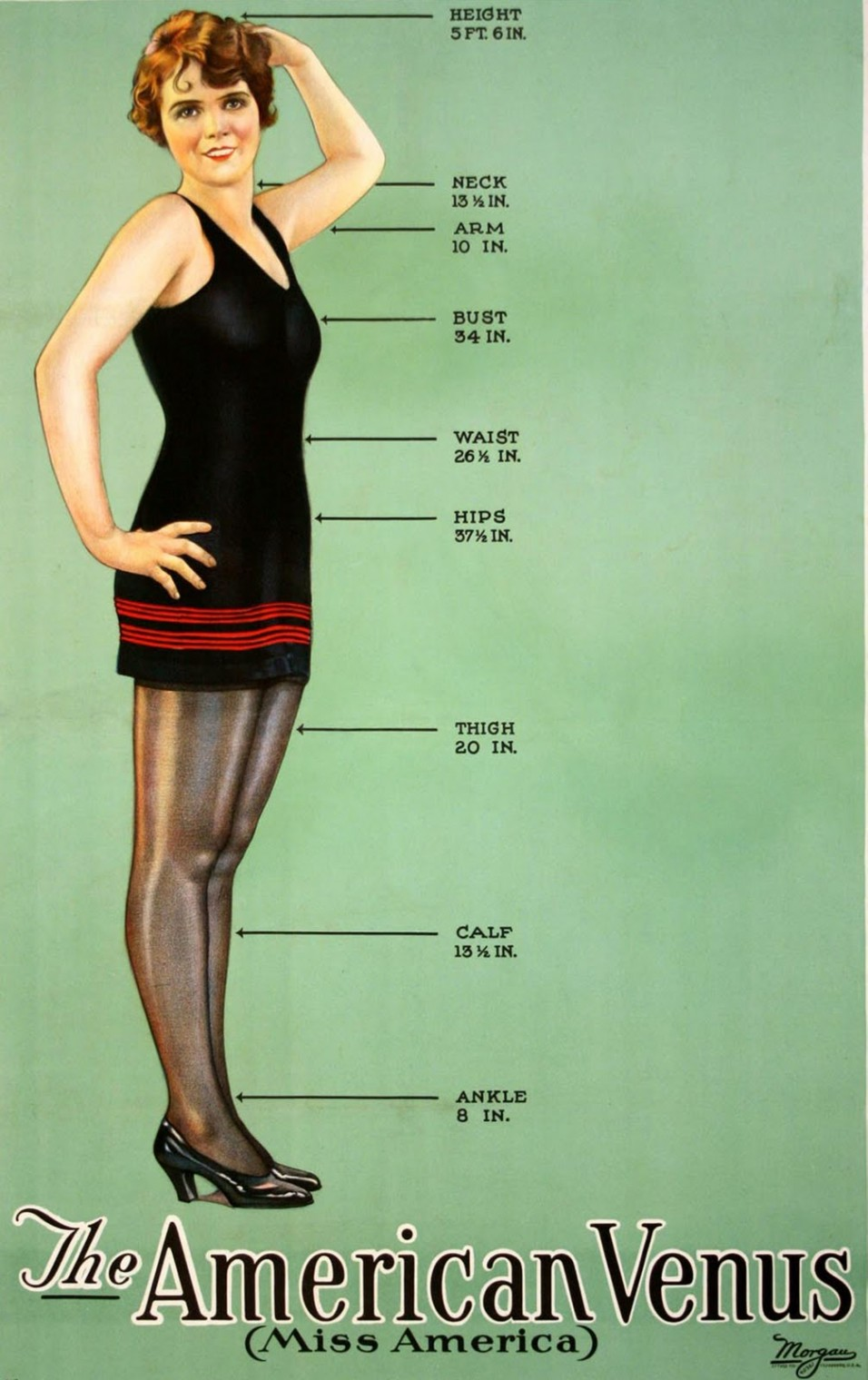 Ideal woman, 1926 / Boing Boing