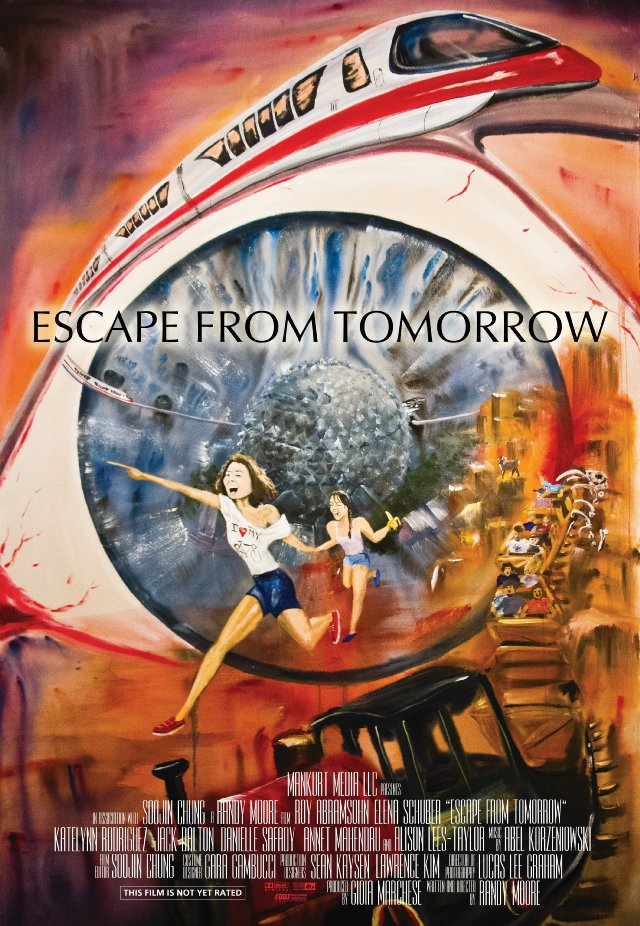 "Interview with creators of ""Escape from Tomorrow"""