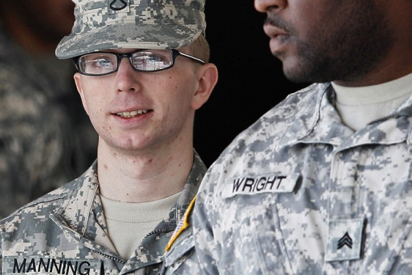 Leaked Audio of Bradley Manning's statement released by Freedom of the Press Foundation
