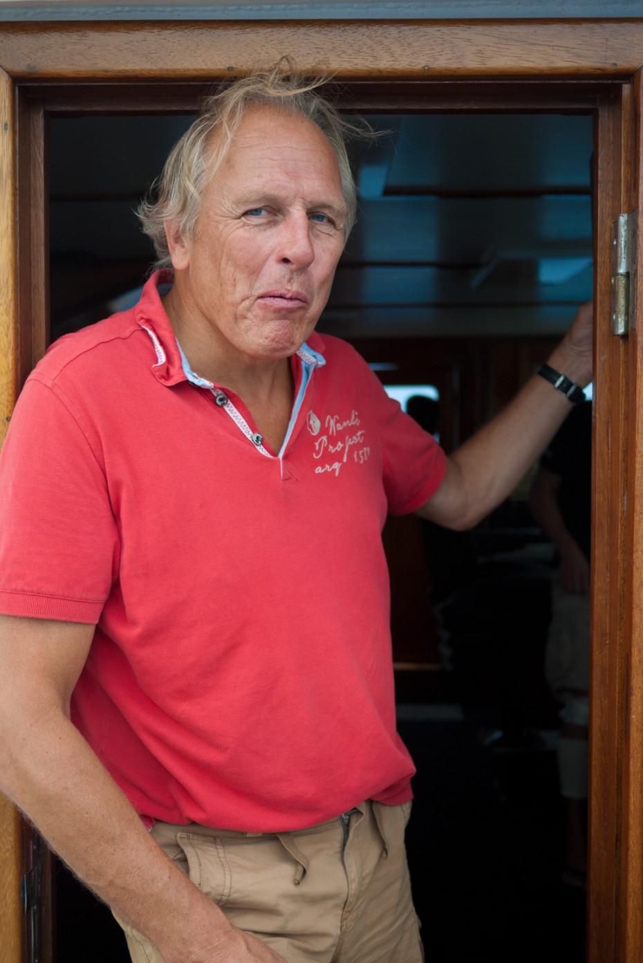 Bert Houtman, U-Boat Worx founder