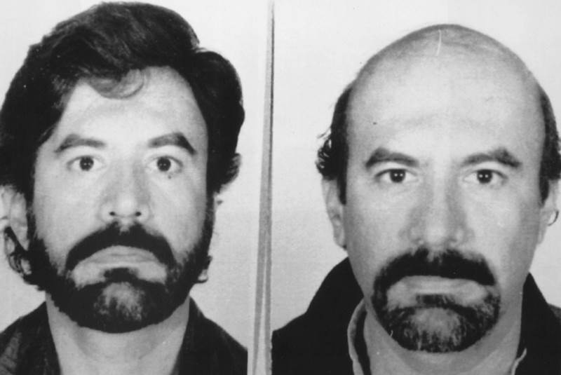Francisco Rafael Arellano Felix , the eldest of seven brothers of the Tijuana cartel.