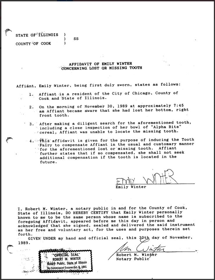 Missouri Personal Property Tax Receipt Miller County Address