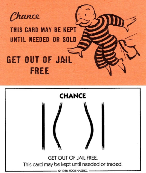 Get Out of Jail Free Cards for the Office