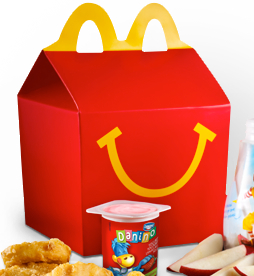 Hero happy meals content