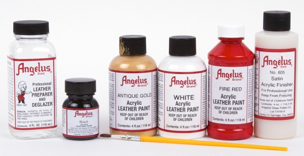 Angelus Leather Paint Shoes