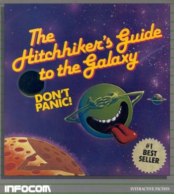 a book report on the hitch hikers guide to the galaxy Download the app and start listening to the hitchhiker's guide to the galaxy from the hitchhiker's guide guide to the galaxyi loved this book.
