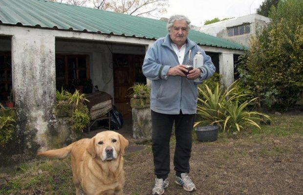 Uruguay's president sure seems like an interesting dude | Boing Boing