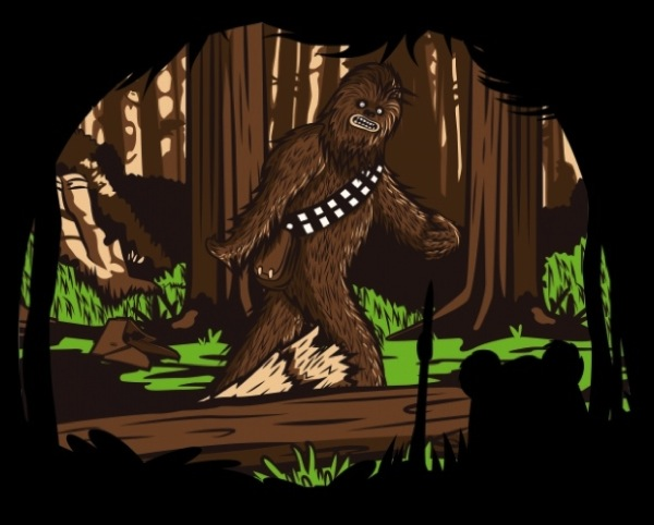 Bigfoot of Endor l