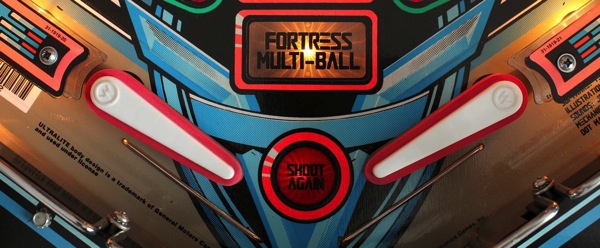 Pinball Flippers Demolition Man