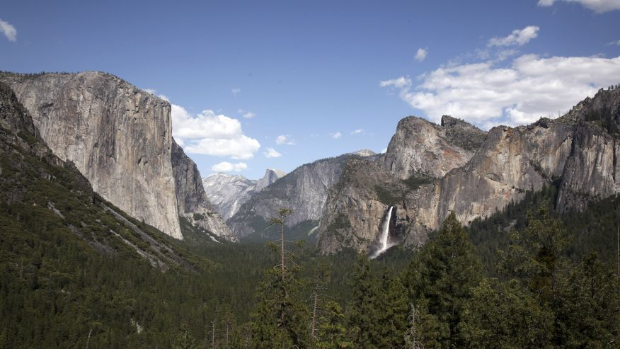 Yosemite National Park. (Reuters)