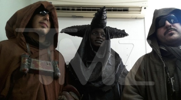 Star wars episode 7 spy shots